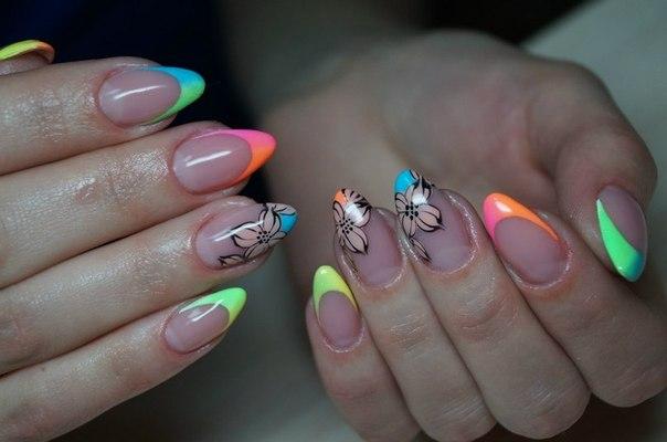 Дизайн ногтей лето 2016 фото