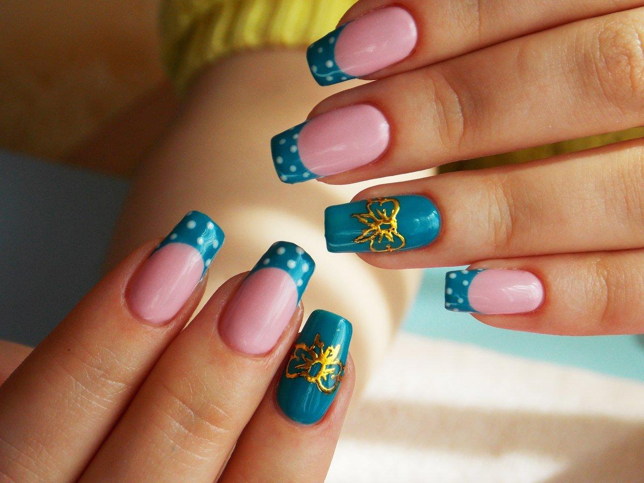 Красивые ногти новинки 2016 лето