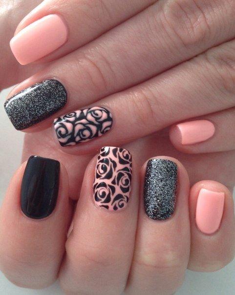 Обалденный дизайн ногтей