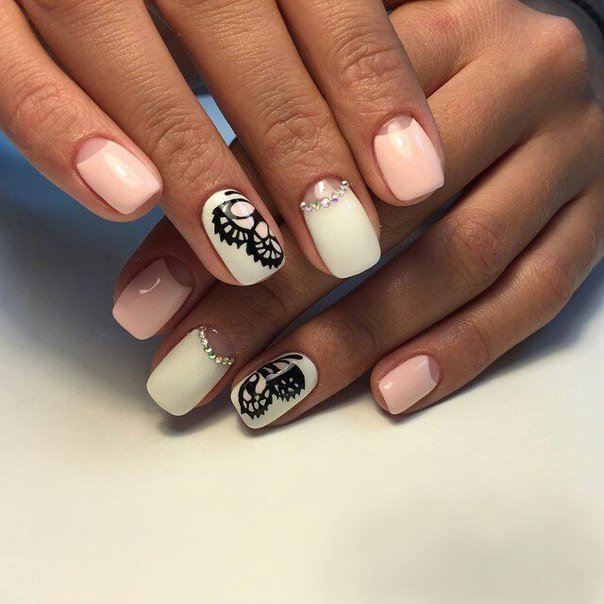 Nails 2018 trend winter