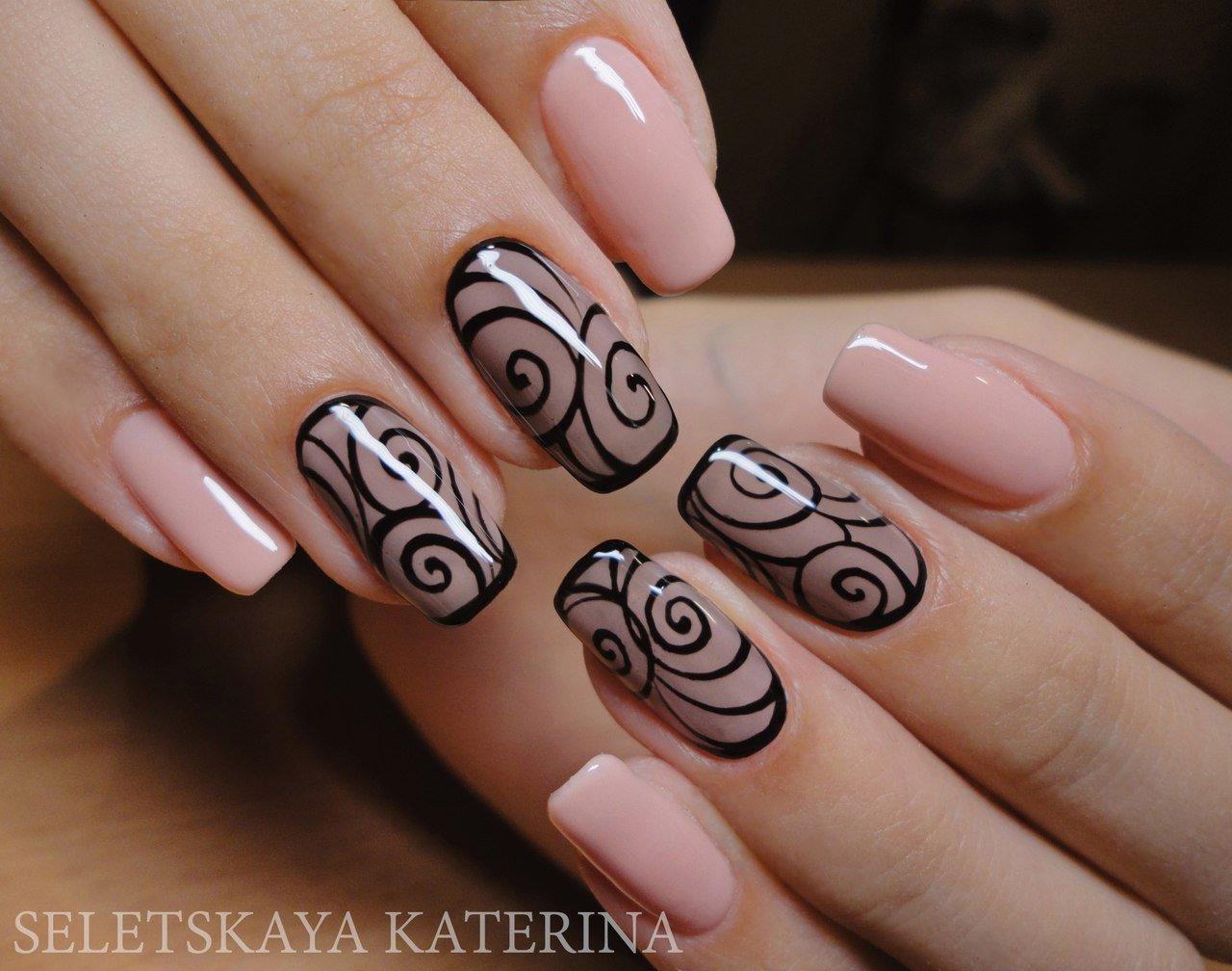 Дизайн ногтей сексуальные рисунки