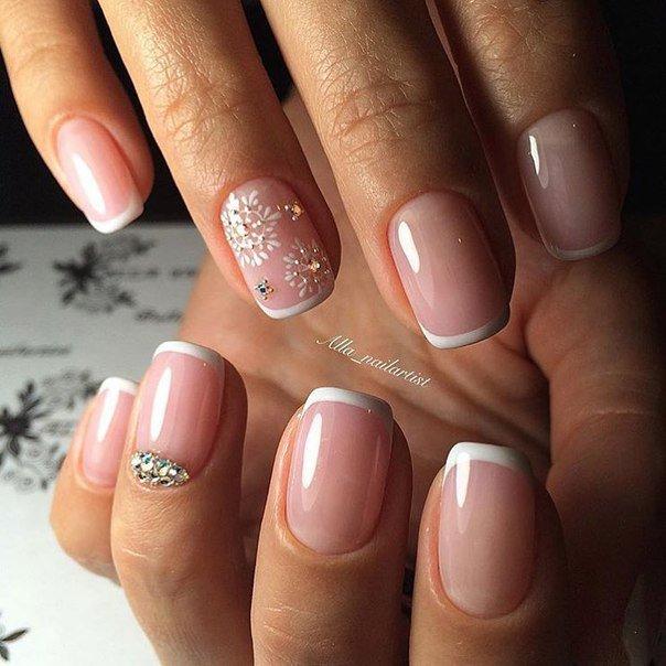 Дизайн ногтей 2018 фото новинки Nail Art Design - 300 76