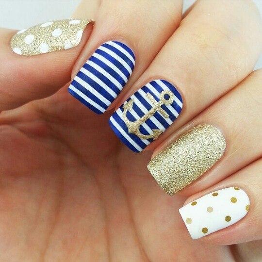 Дизайн ногтей цветными гелями картинки