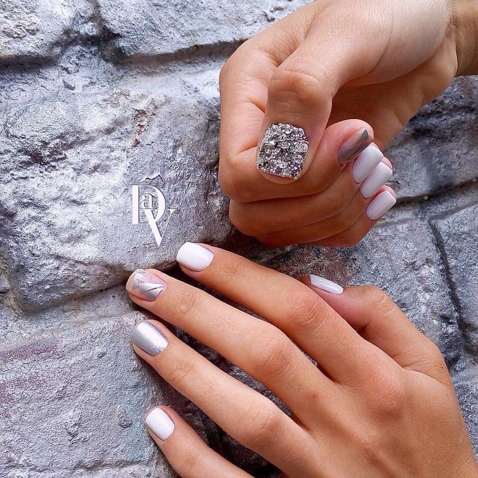 Дизайн ногтей от соловьевой
