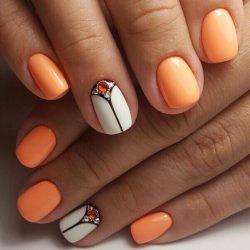 Дизайн ногтей на отпуск