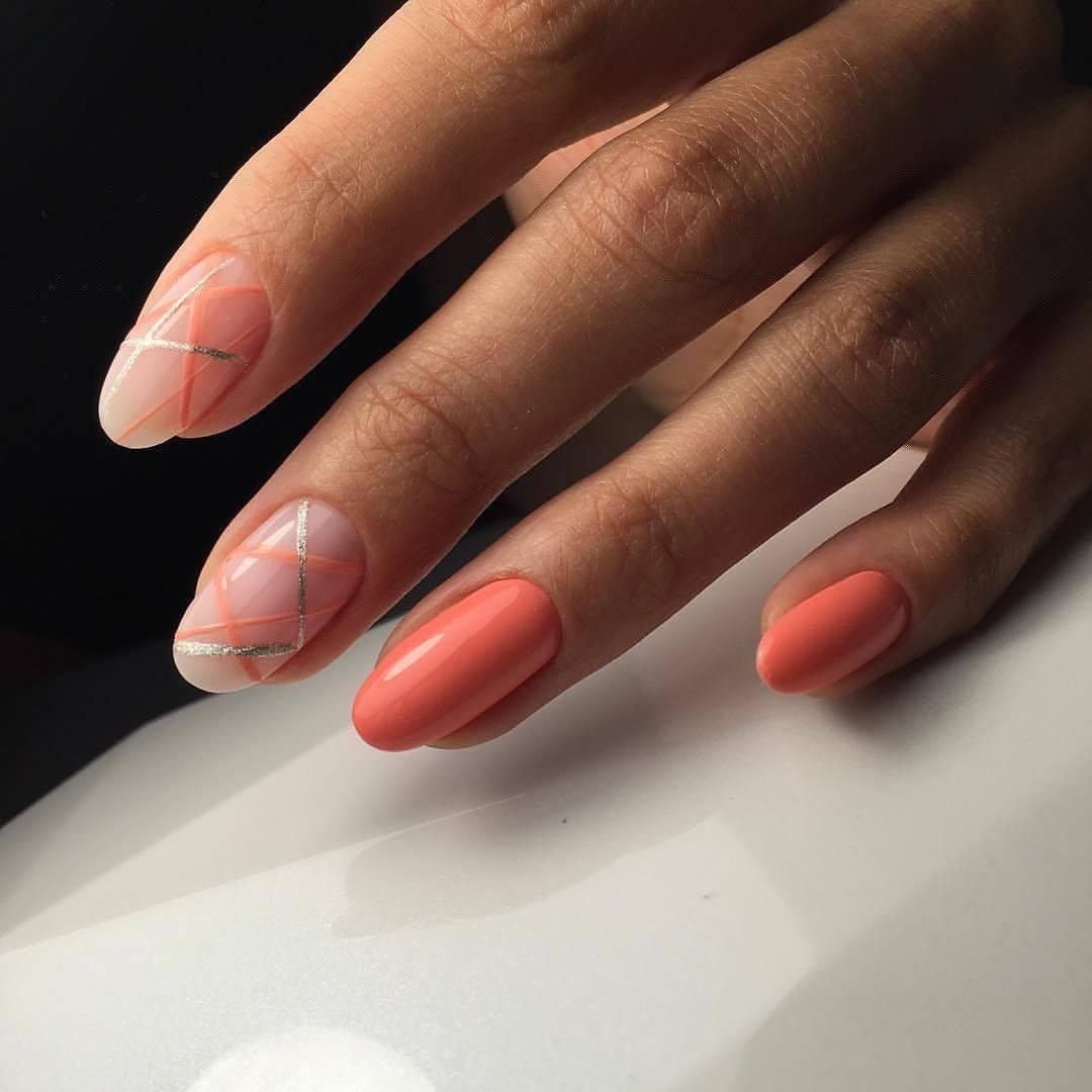 Ногти овальные дизайн новинки 2017