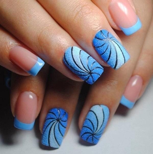 Акриловая пудра для ногтей для дизайна