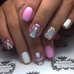 Дизайн ногтей фото 2017 летний