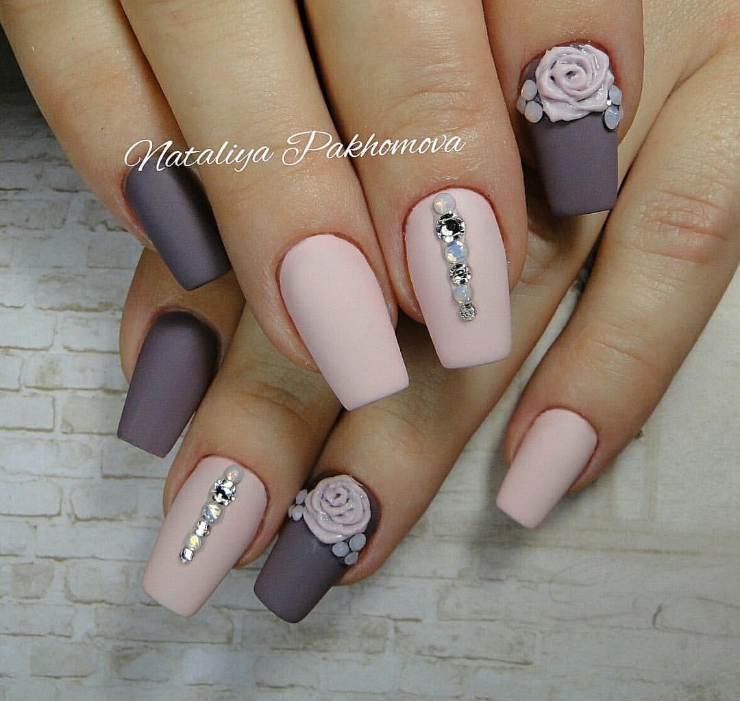 Дизайн ногтей гель-лаком фото новинок
