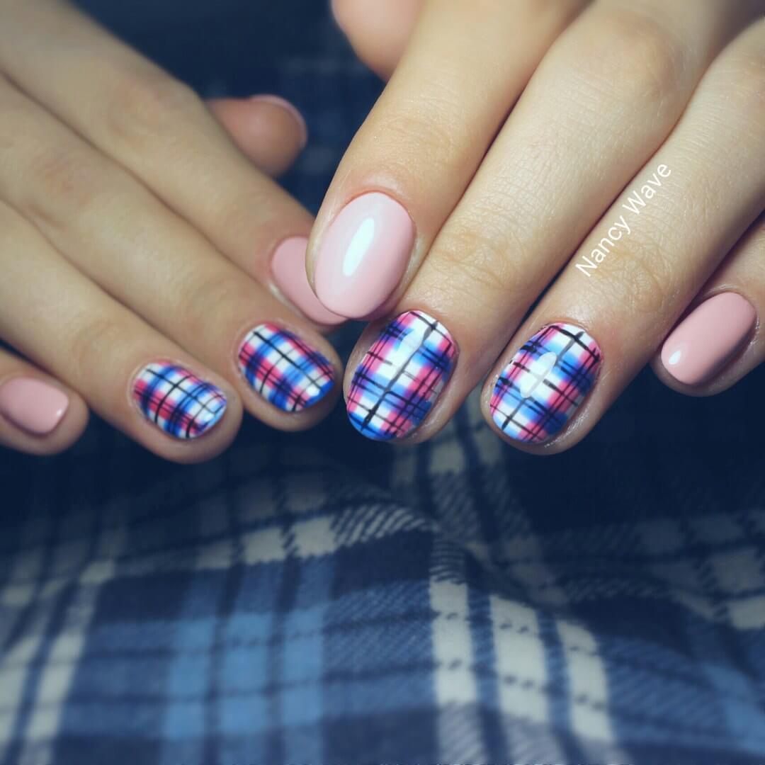 Дизайн ногтей с рисунком - фото идей дизайна ногтей - Best Маникюр 98