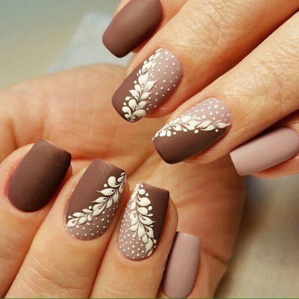 Дизайн ногтей 2017 светлые