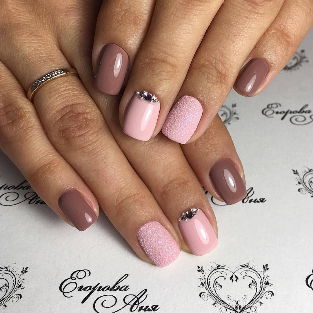 Маникюр на короткие ногти дизайн 2016. Дизайн маникюра