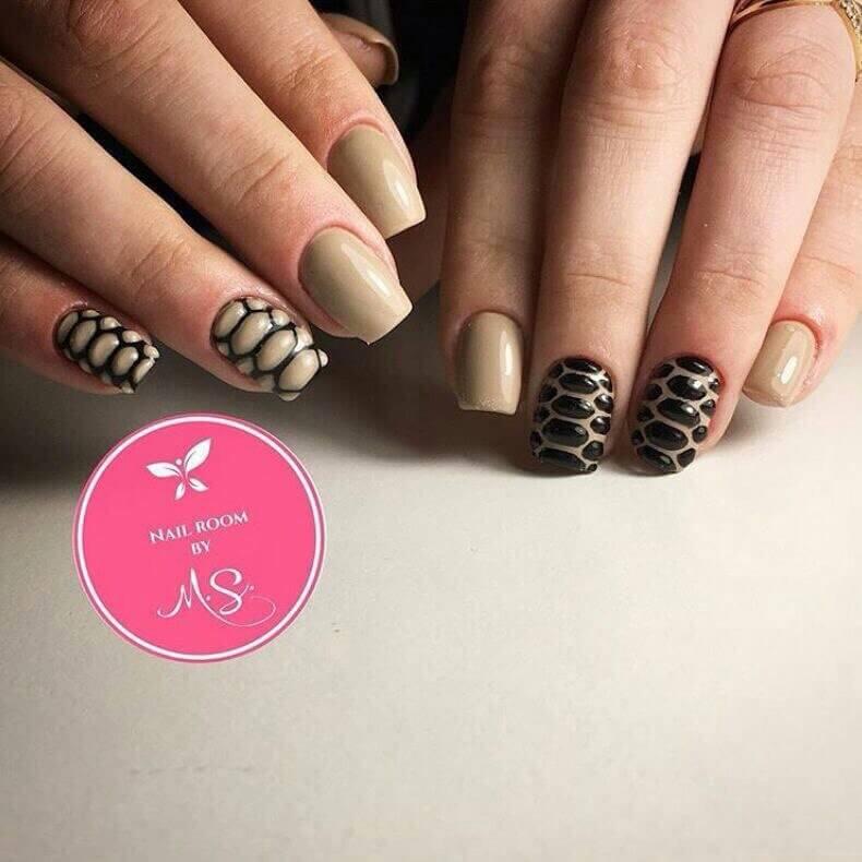 Дизайн ногтей фото повседневный