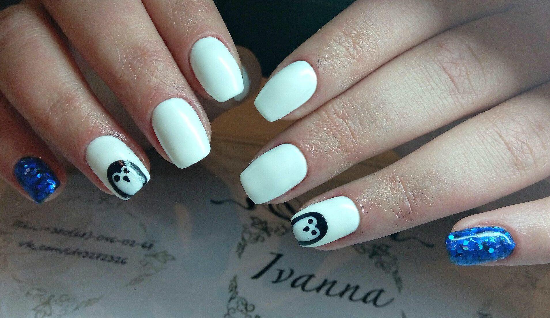 Дизайн ногтей с рисунком - фото идей дизайна ногтей - Best Маникюр 53