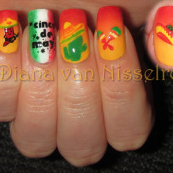 Весенний дизайн ногтей фото