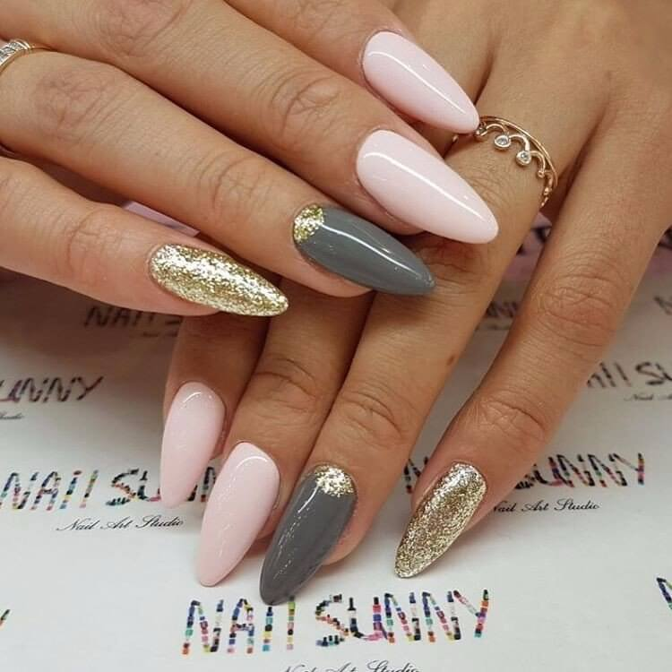 Маникюр фото дизайн длинные ногти
