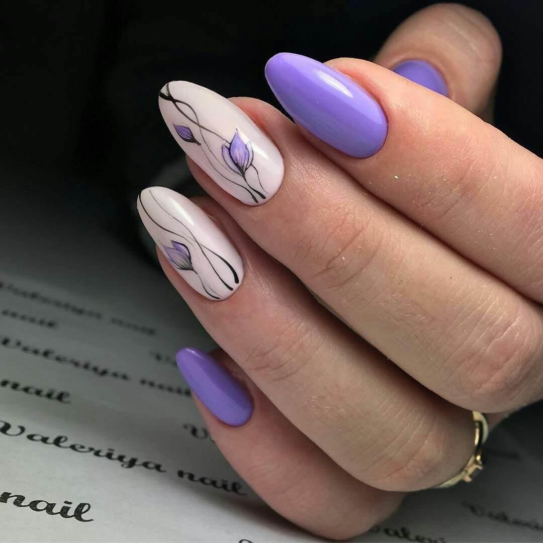 Ногти дизайн 2017 лето на длинных ногтях