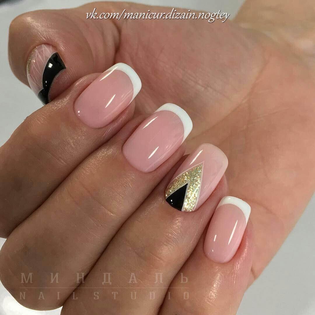 Дизайн ногтей с рисунком - фото идей дизайна ногтей - Best Маникюр 59