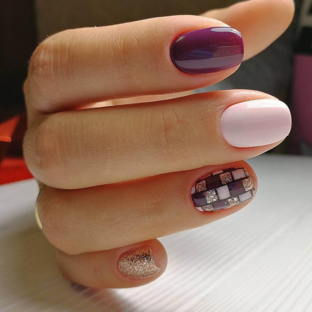 Фото дизайна ногтей 2018 новинки короткие ногти
