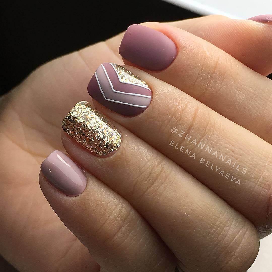 Дизайн ногтей с рисунком - фото идей дизайна ногтей - Best Маникюр 15