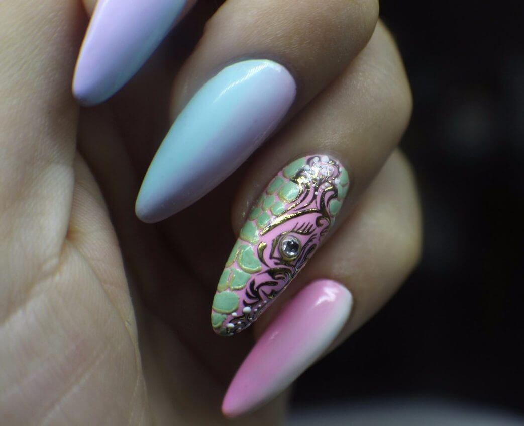 Необычные ногти