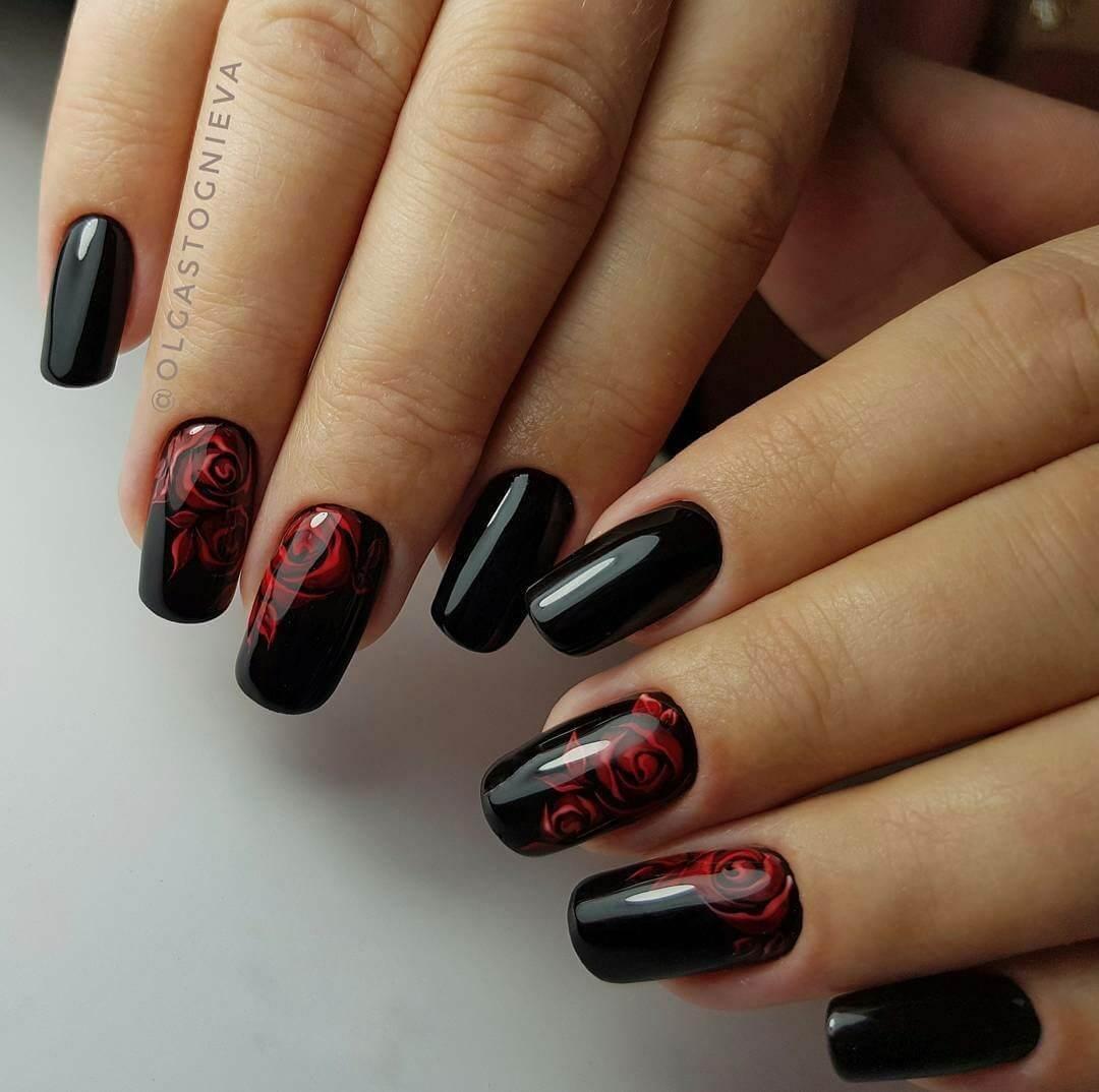 Ногти Гель Лак С Полосками Фото