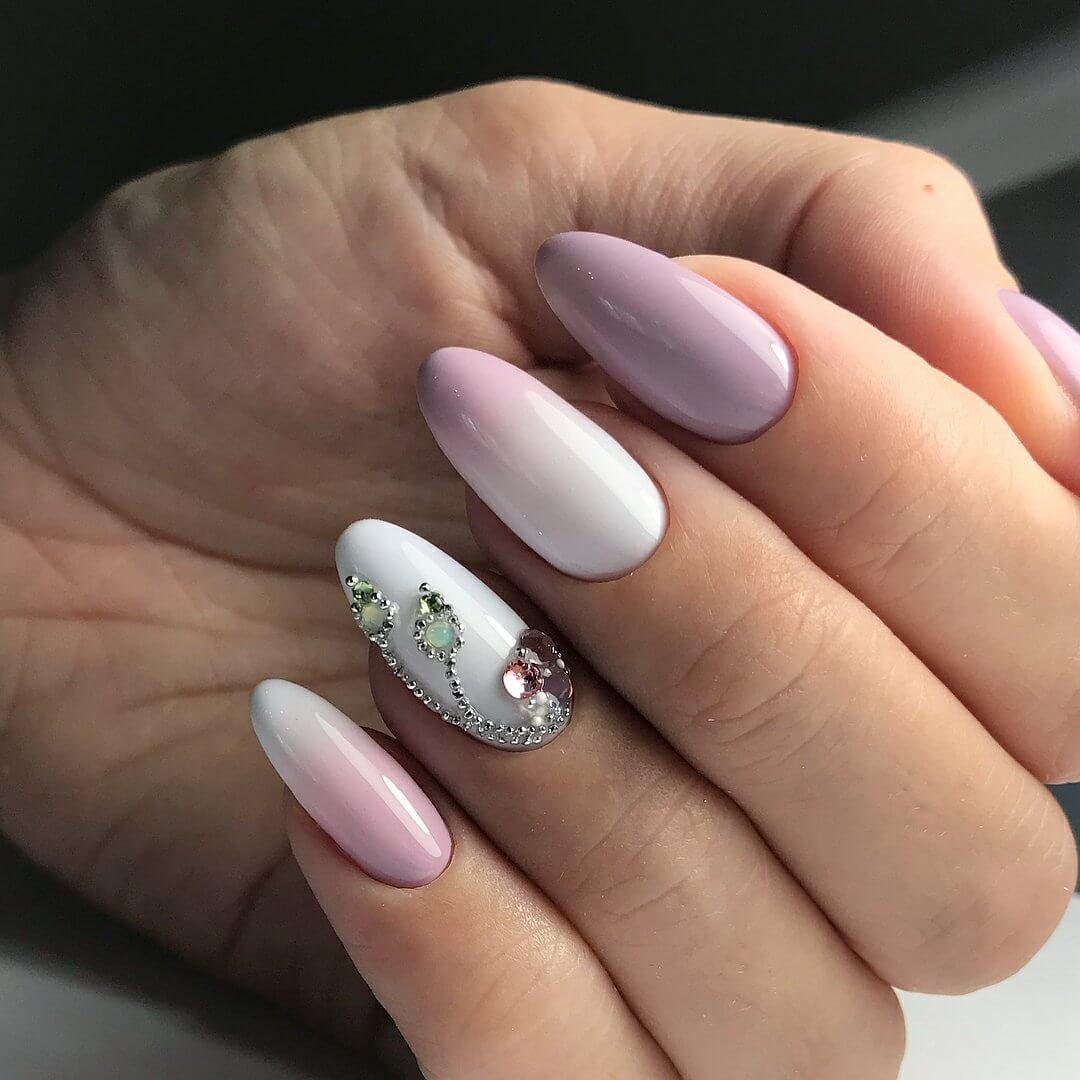 Маникюр омбре - фото идей дизайна ногтей - Best Маникюр