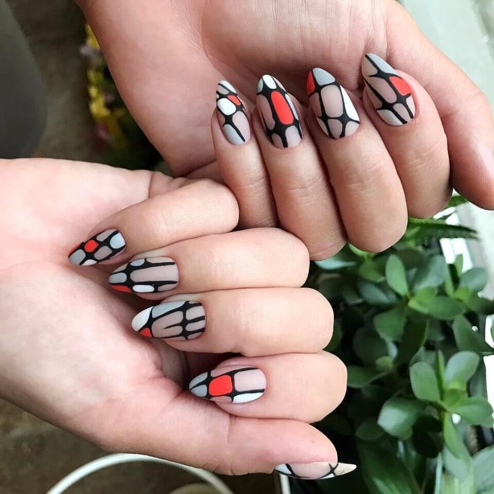 Маникюр весна 25 - фото идей дизайна ногтей - Best Маникюр