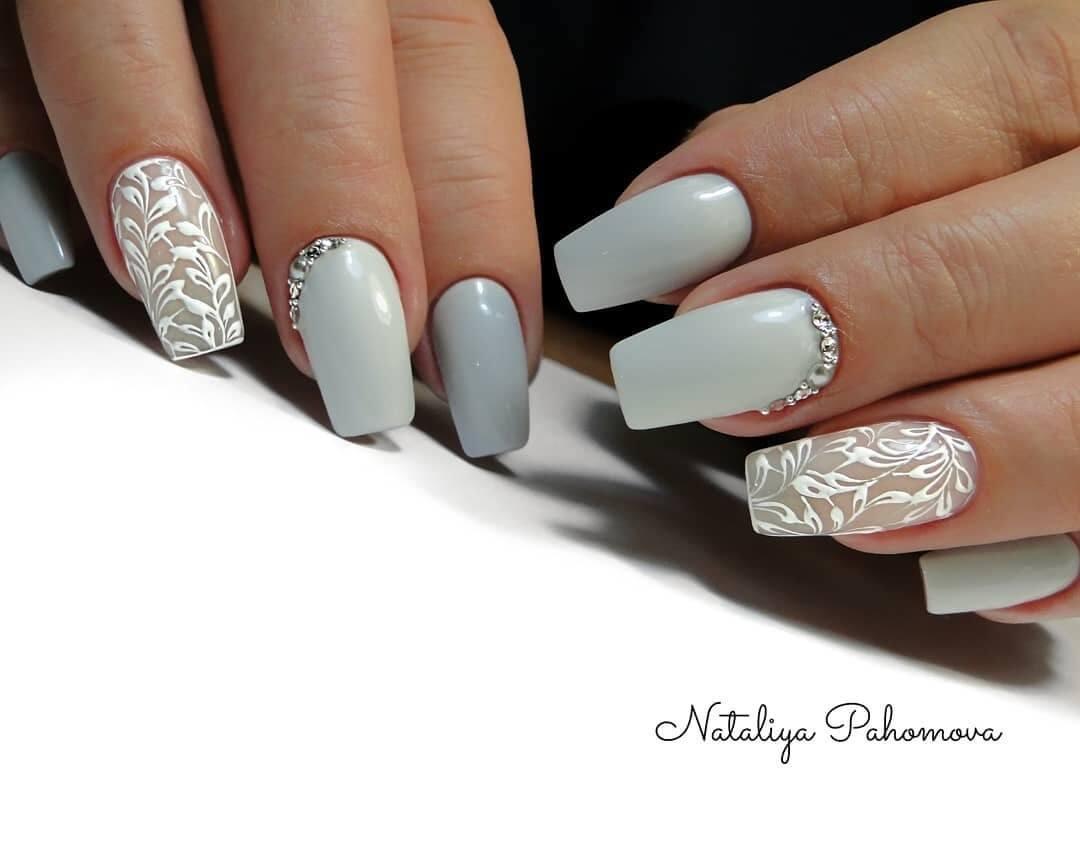 Маникюр весна - фото идей дизайна ногтей - Best Маникюр